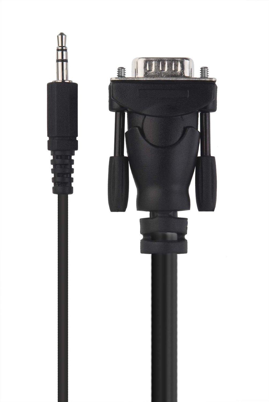 Belkin Micra Digital Laptop to TV VGA Audio Video Cable - F3S009-10 - 10 Feet цена и фото