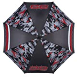 Jorge Lorenzo 99 Moto GP Camouflage Stripe Umbrella Official 2018 (Color: Black, Tamaño: One Size)