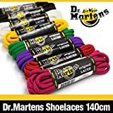 [ドクターマーチン]Dr.Martens 純正 8ホールブーツ用シューレース[並行輸入品] #140cm #レッド