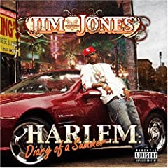 Cover: Jim Jones - Harlem Diary Of A Summer