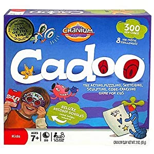 Cranium Cadoo Board Game [Canadian Edition]