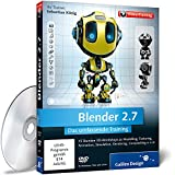 Software - Blender 2.7 - Das umfassende Training (PC+Mac+Linux) von Sebastian K�nig