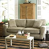 Sofab Angel Sofa, Pewter