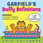Garfield 2015 Wall Calendar