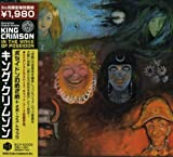 In The Wake Of Poseidon [Japanese Import] by King Crimson (2008-03-25)