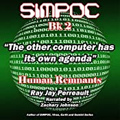 SIMPOC - Human Remnants: SIMPOC, Book 2 | Ray Jay Perreault