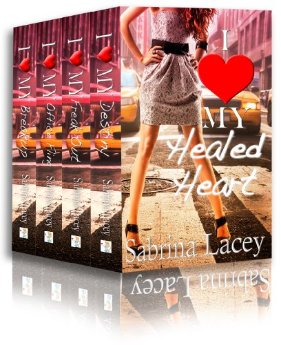 I Love My Healed Heart: 4 Book Box Set/Omnibus (Erotic Romance) by Sabrina Lacey