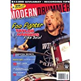 Magazine Subscription Modern Drummer Publications  (14)  Price:  $29.97  $29.95  ($2.50/issue)