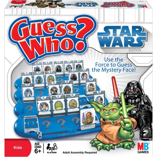Guess Who Star Wars