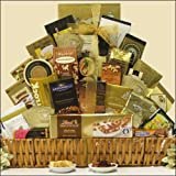 The Holiday VIP: Christmas Holiday Gourmet Gift Basket