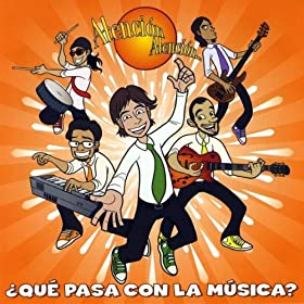 Amazon.com: Habia un sapo: Atencion Atencion: MP3 Downloads