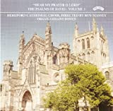 Psalms of David Volume 1 Hereford Cathedral Choir