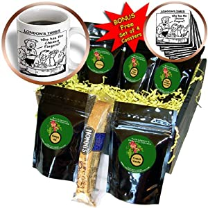 cgb_2348_1 Londons Times Funny Food Coffee other Digestibles - Chicken Fingers - Coffee Gift Baskets - Coffee Gift Basket