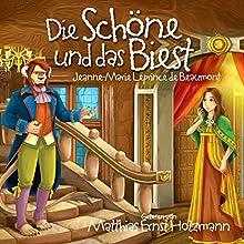 Die Schöne und das Biest Hörbuch von Jeanne-Marie Leprince de Beaumont Gesprochen von: Matthias Ernst Holzmann