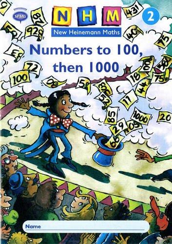 New Heinemann Maths Year2, Number to 100 Activity Book