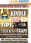 Kindle Fire HD Tips, Tricks and Traps...