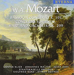Fagottkonzert, Konzert für Flöte, H