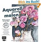 Aquarell malen - Motive inspiriert vo...