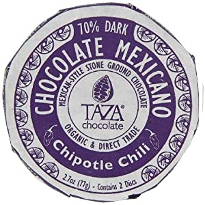 Taza Dark Chipotle Chili 27 Oz Pack Of 12 from Taza