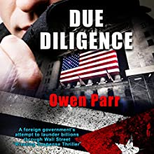 Due Diligence (       UNABRIDGED) by Owen Parr Narrated by Michael Lesley