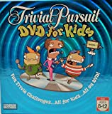 Trivial Pursuit DVD for Kids -- Fun Trivia Challenges...All for Kids...All on DVD! by Parker Brothers