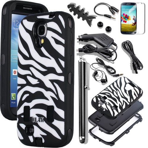 Pandamimi ULAK(TM) Zebra Hard Soft High Impact