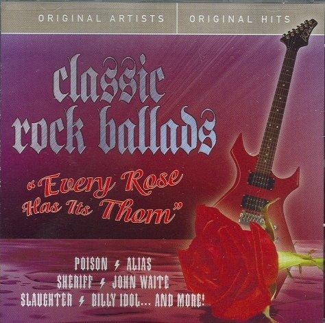 Various - Classic Rock Ballads (CD 2) - Zortam Music