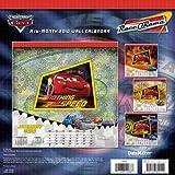 Disney Cars 3D 2010 Wall Calendar