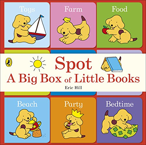 Spot. A Big Box Of Little Books