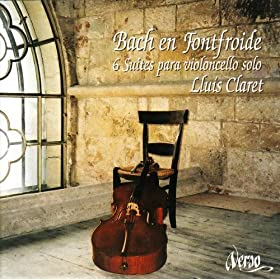 Suite No. 5 BWV 1011: III. Courante