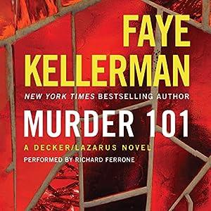Murder 101 Audiobook