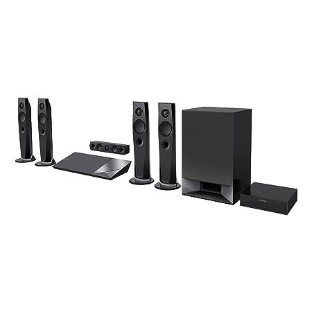 Sony BDV-N7200W système Home Cinema Noir