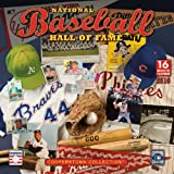 Baseball Hall of Fame 2010 Calendar