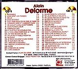 CD Double Alain Delorme & Crazy Horse