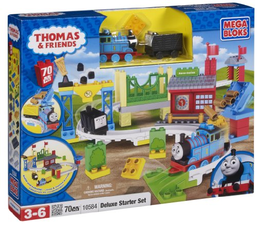 Thomas & Friends Thomas and Friends - Deluxe Starter Set at Sears.com