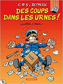 CRS = Détresse, Tome 13 (French Edition): 9782205058970: Amazon.com
