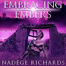 Embracing Embers: A Bleeding Heart Series Prequel Audiobook by Nadège Richards Narrated by James Patrick Cronin