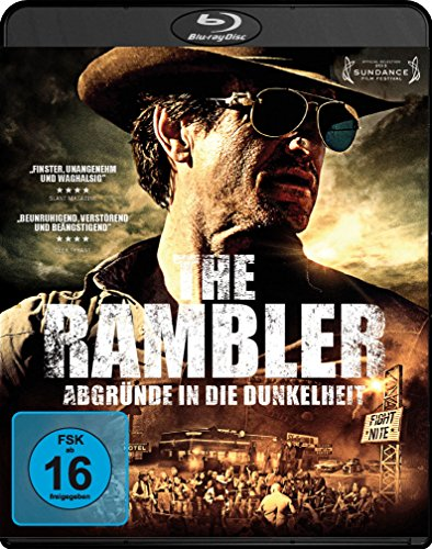 The Rambler - Abgründe in die Dunkelheit [Blu-ray]