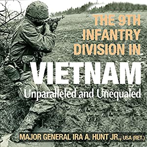 The 9th Infantry Division in Vietnam Audiobook