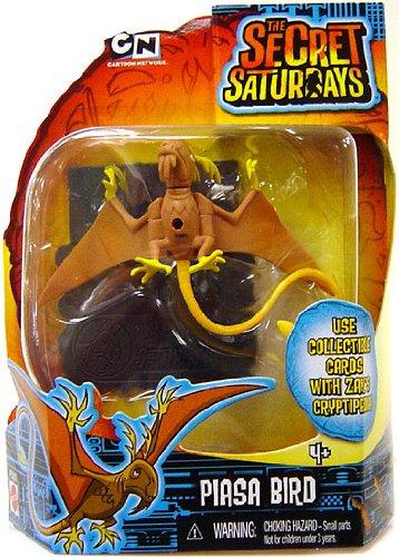 Picture of Mattel The Secret Saturdays Cryptid Mini Figure Piasa Bird (B002O6O28E) (Mattel Action Figures)