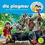Der Schatz im Dschungeltempel (Die Playmos 15)   Simon X. Rost,Florian Fickel