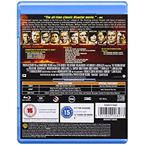 Towering Inferno [Blu-ray] [Import anglais]