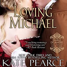 Loving Michael Audiobook by Kate Pearce Narrated by Julie Maisey