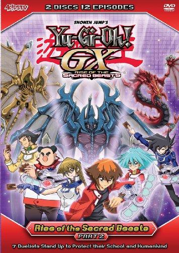 Yu-Gi-Oh Gx: Rise of the Sacred Beasts 2 [DVD] [Region 1] [US Import] [NTSC]