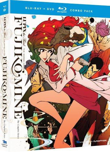 Lupin the Third: Woman Called Fukiko [Blu-ray] [Import]