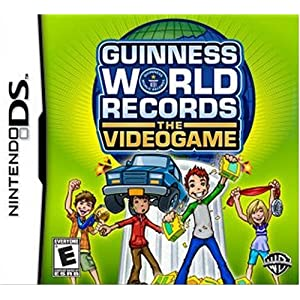 Guinness Book of World Records: The Video Game