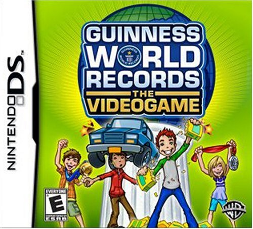 Guinness World Records: The Videogame - Nintendo DS - 1