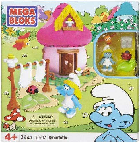 Megabloks Smurfette - 1