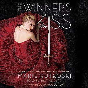 The Winner's Kiss Audiobook