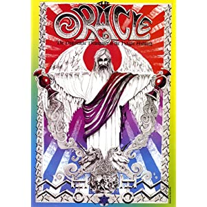 The San Francisco Oracle / The Psychedelic Newspaper of the Haight Ashbury (Digital Re-Creation) Allen Cohen